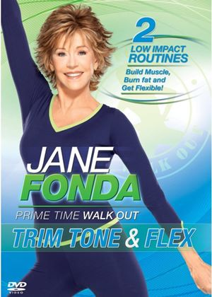 Jane Fonda: Trim, Tone & Flex