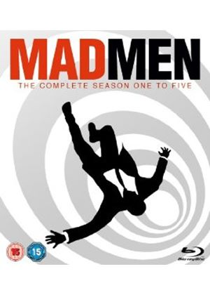 Mad Men Seasons 1-5