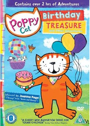 Poppy Cat - Buried Treasure And Other Stories