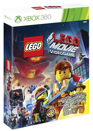 The Lego Movie Videogame - Mini Toy Edition (Xbox 360)
