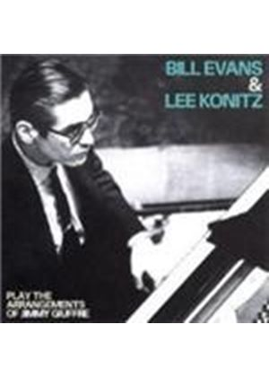 Bill Evans & Lee Konitz - Play The Arrangements Of Jimmy Giuffre [Remastered]