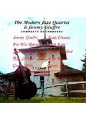 Modern Jazz Quartet & Jimmy Giuffre (The) - Complete Recordings