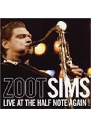 ZOOT ZIMS - Live At The Half Note Again