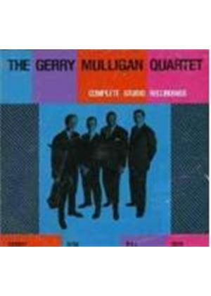 Gerry Mulligan Quartet (The) - Complete Studio Recordings