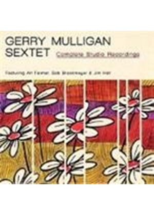 Gerry Mulligan Sextet (The) - Complete Studio Recordings