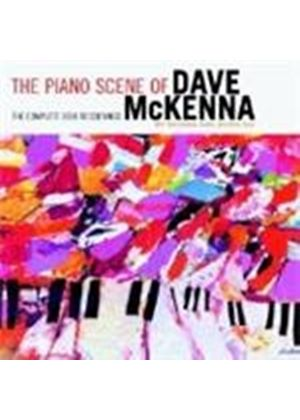 Dave McKenna - Piano Scene Of Dave McKenna, The (Complete 1958 Recordings)