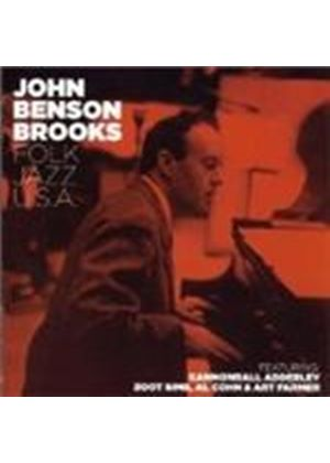 JOHN BENSON BROOKS - Folk Jazz USA/Alabama Concerto