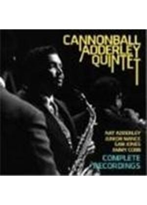 Cannonball Adderley Quintet (The) - Complete Recordings