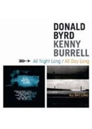 Donald Byrd - ALL NIGHT LONG ALL DAY LONG 2CD