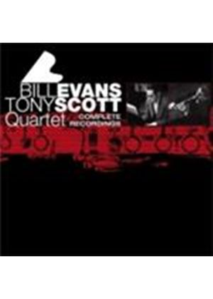 Bill Evans & Tony Scott - Complete Recordings (Music CD)