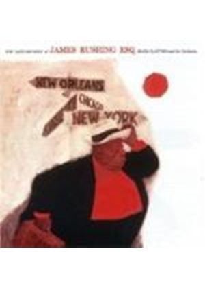 Jimmy Rushing - The Jazz Odyssey Of/And The Smith Girls