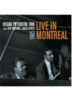Oscar Peterson Trio - Live In Montreal 1965