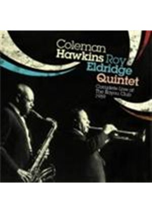 Coleman Hawkins/Roy Eldridge - Complete Live At The Bayou Club 1959 (Music CD)