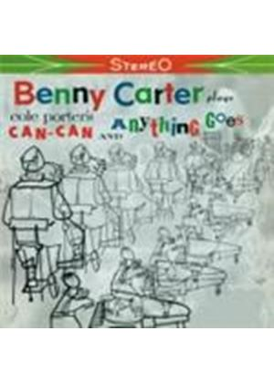 Benny Carter - Plays Cole Porter's Can Can And Anything Goes (Music CD)