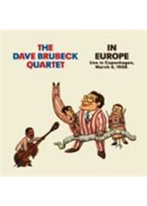 Dave Brubeck Quartet (The) - In Europe (Copenhagen 1958) (Music CD)