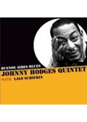 Johnny Hodges/Lalo Schifrin - Buenos Aires/11th Hour (Music CD)