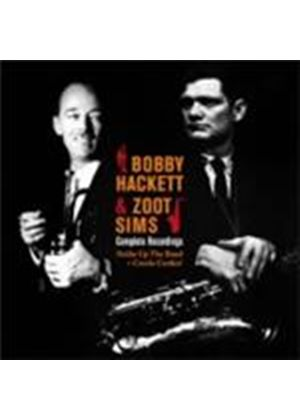 Bobby Hackett/Zoot Sims - Strike Up The Band/Creole Cookin' (Music CD)