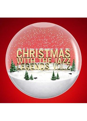 Various Artists - Christmas With The Jazz Legends Vol.2