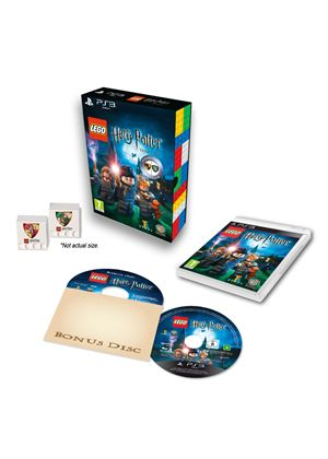 LEGO Harry Potter: Years 1-4 Collector's Edition (PS3)