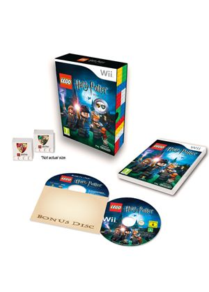 LEGO Harry Potter: Years 1-4 Collector's Edition (Wii)