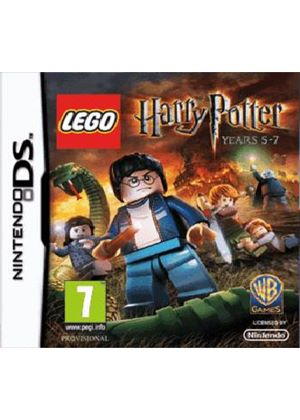 LEGO Harry Potter: Years 5-7 (Nintendo DS)