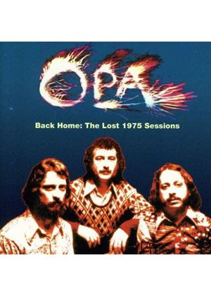 OPA - Back Home (The Lost 1975 Sessions) (Music CD)