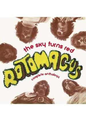 Les Rotomagus - Sky Turns Red (Complete Anthology) (Music CD)