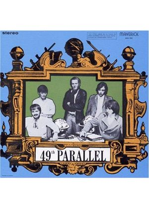 49th Parallel - 49th Parallel (Music CD)
