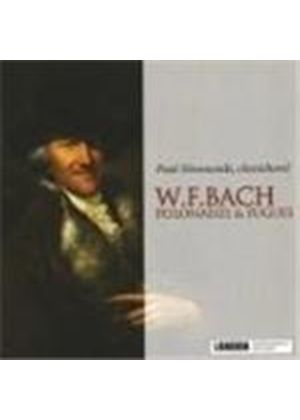 Wilhelm Friedemann Bach - Polonaises And Fugues (Simmonds) (Music CD)