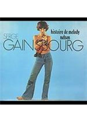 Serge Gainsbourg - Histoire De Melody Nelson (Music CD)