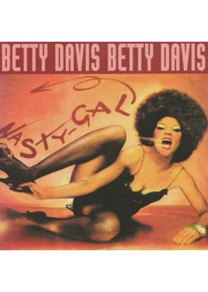 Betty Davis - Nasty Gal (Music CD)