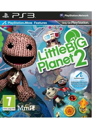 LittleBigPlanet 2 - Move Compatible - Essentials (PS3)