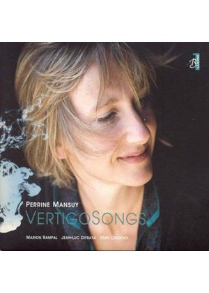 Perrine Mansuy - Vertigo Songs (Music CD)