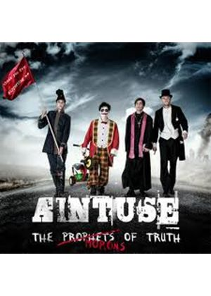 Aintuse - Prophets Of Truth, The (Music CD)