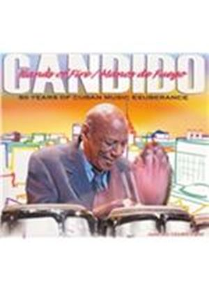 Candido - Hands Of Fire (60 Years Of Cuban Music Exuberance/Live Recording) (Music CD)