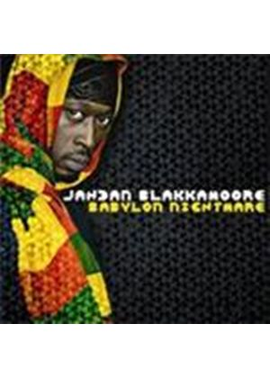 Jahdan Blakkamoore - Babylon Nightmare (Music CD)