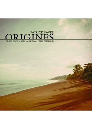 Patrick Favre - Origines (Music CD)