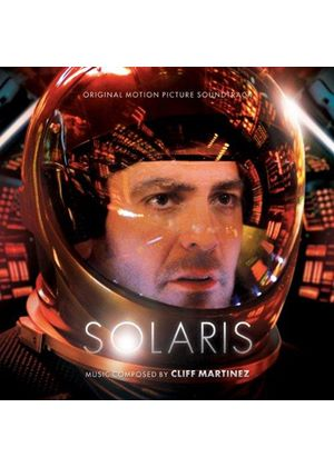 Cliff Martinez - Solaris [Original Score] (Original Soundtrack) (Music CD)