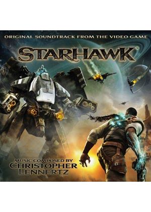 Soundtrack - Starhawk (Original Soundtrack) (Music CD)