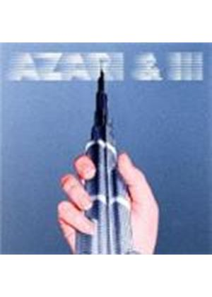Azari & III - Azari & III (Music CD)