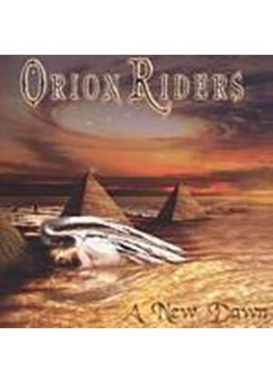 Orion Riders - A New Dawn (Music CD)