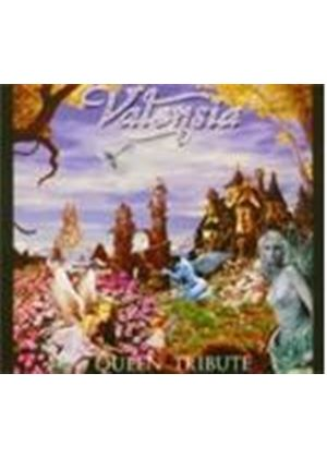 Various Artists - Valensia - Queen Tribute (Music Cd)
