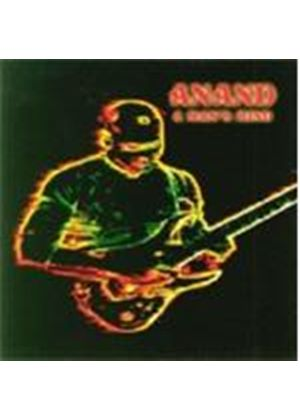 Anand - A Mans Mind (Music Cd)