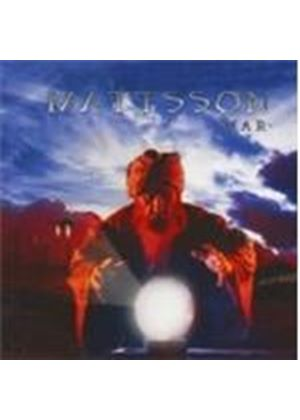 Mattsson - War (Music Cd)