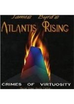 James Byrd - Crimes Of Virtuosity (Music Cd)