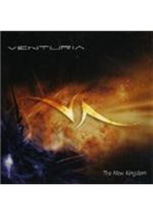 Venturia - The New Kingdom (Music Cd)