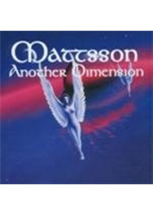 Mattsson - Another Dimension (Music Cd)