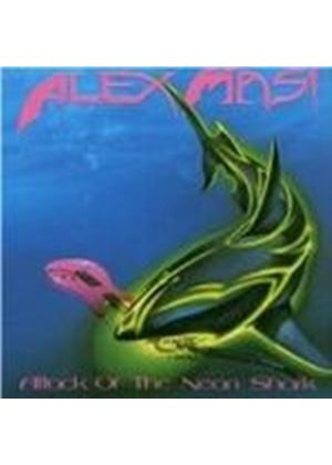 Alex Masi - Attack Of The Neon Shark