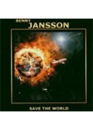 Benny Jansson - Save The World (Music Cd)