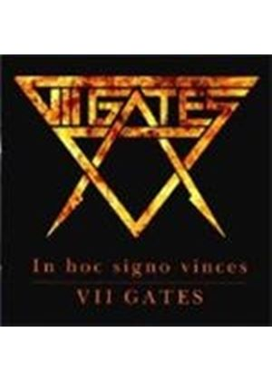 VII Gates - In Hoc Signo Vinces (Music CD)